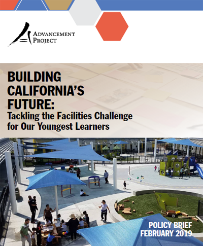 Building California cover