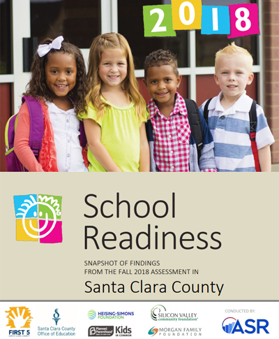 School Readiness cover
